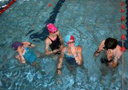 Nauka pływania - Aqua Korekt Kraków