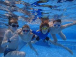 Kursy nauki pływania dla dzieci Kraków